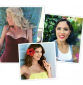 5+1 ελληνίδες μας δίνουν ιδέες για καλοκαιρινά χτενίσματα
