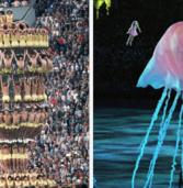 10 Τραγικές Στιγμές από τις ΠΙΟ παράξενες Τελετές Έναρξης Ολυμπιακών Αγώνων! Δείτε ΠΟΙΑ είναι στην Αθήνα το 2004!