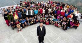 Άντρας έχει 39 γυναίκες και 94 παιδιά!