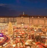 Ψώνια, αρώματα και νοστιμιές στις χριστουγεννιάτικες αγορές της Γερμανίας.