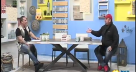 "Kώστας Γόνης : ""Δείτε την ζωή θετικά"" .(Video)"