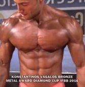 Ο Κωνσταντίνος Βασάλος  εντυπωσιάζει.Φρενίτιδα από τις θαυμάστριες του στα social media.(Video)