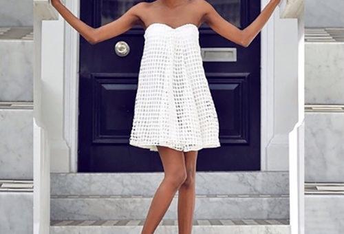 10 λευκά trendy φορέματα για το φετινό καλοκαίρι!(Photos)