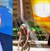 O Γιάννης Καλλιάνος προειδοποιεί : Αφρικανικός καύσωνας καταφθάνει στην Ελλάδα .