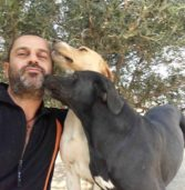 Ο Κρητικός ήρωας, που έχει υιοθετήσει και ζει συντροφιά με 250 σκυλιά.(Photos)