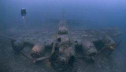 Εκπληκτικές υποβρύχιες φωτογραφίες ναυαγίων.