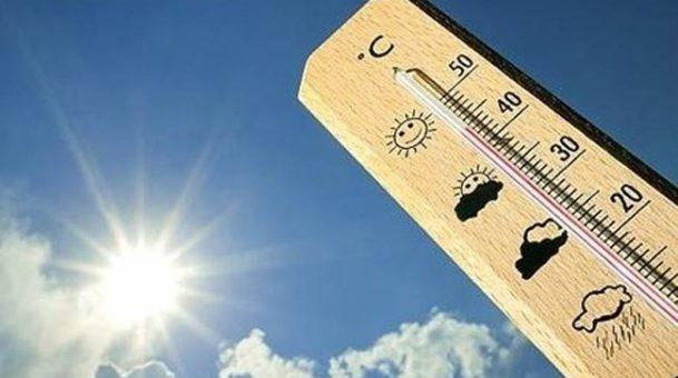 Γιάννης Καλλιάνος : Το καλοκαίρι είναι ακόμα εδώ.'Eρχεται νέος καύσωνας .(Πίνακες)