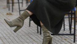 Η πλεκτή φούστα επιστρέφει.(Video)