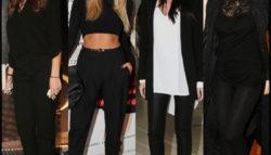 Μαύρο παντελόνι και πως να το φορέσεις.