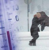 Καιρός:Πολικές αέριες μάζες θα κάνουν την εμφάνισή τους από τη Σιβηρία στην Ευρώπης τα επόμενα 24ωρα.Τι θα συμβεί στην Ελλάδα; (Video)
