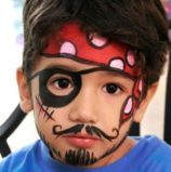 DIY:Φτιάξτε σπιτική βαφή προσώπου για τέλειο face-painting – Ιδέες για να εντυπωσιάσετε.(pics-video)