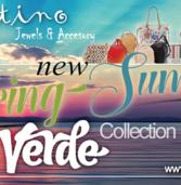 Νέα Collection Verde Άνοιξη-Καλοκαίρι 2018