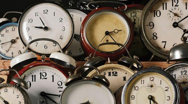 Την Κυριακή αλλάζει η ώρα: Πιθανόν για τελευταία φορά -Τι ισχύει ;