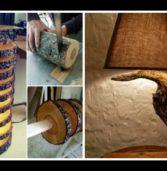 DIY:15 Ξύλινα φωτιστικά που μπορείς να φτιάξεις μόνος σου!(Photos)