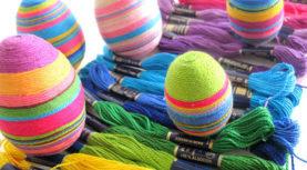 Πρωτότυπες και απίθανες ιδέες για να διακοσμήσετε τα φετινά σας πασχαλινά αυγά!(Photos & Videos)