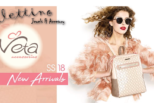Νέα collection VETA BAGS Άνοιξη-Καλοκαίρι 2018