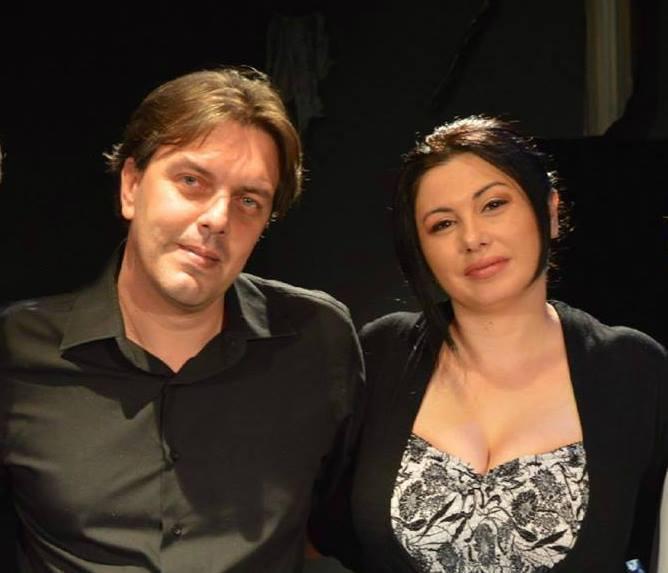 Θανάσης Σάλτας σκηνοθέτης -λογοτέχνης -Ιωάννα Μαστοράκη Συγγραφέας ηθοποιός-σκηνοθέτης