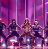 Eurovision: Η τελευταία  πρόβα της Ελένη Φουρέιρα πριν τον μεγάλο τελικό.(Video)