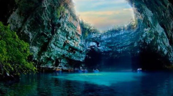 Ένα από τα πιο εντυπωσιακά σπήλαια του κόσμου βρίσκεται στην Ελλάδα.(Video)