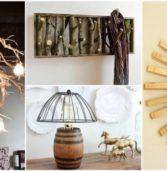 23 Απίστευτες DIY ξύλινες κατασκευές που θα σας εντυπωσιάσουν!
