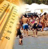 """ΚΑΙΡΟΣ: ΖΕΣΤΗ  ΟΛΗ ΤΗΝ ΕΒΔΟΜΑΔΑ – """"ΤΑΒΑΝΙ"""" ΟΙ 37-38°C.- Αναλυτική πρόγνωση για ολόκληρη τη χώρα."""
