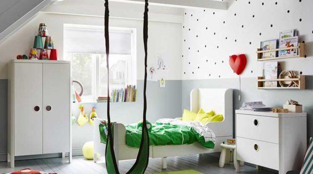 Αυτές είναι 19 πρακτικές ιδέες για το παιδικό δωμάτιο!