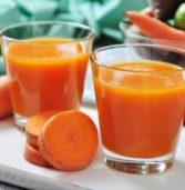 Αυτοί είναι οι 6 λόγοι που θα σε πείσουν να πίνεις χυμό καρότου καθημερινά!