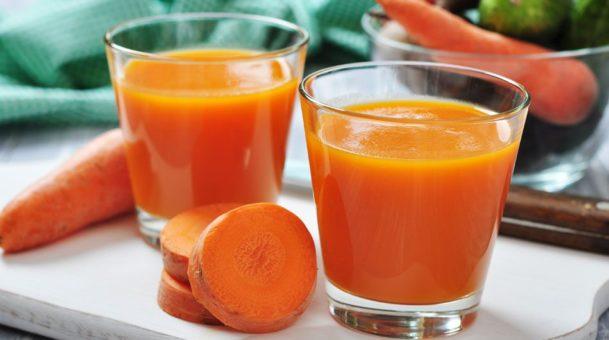 Αυτοί είναι οι 6 λόγοι που θα σε πείσουν να πίνεις χυμό καρότου καθημερινά! (Video)