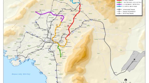 Τρένα χωρίς οδηγό και 15 νέους σταθμούς θα φέρει στη ζωή μας η Γραμμή 4 του Μετρό.Αυτοί είναι οι νέοι σταθμοί.