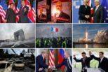 Aνασκόπηση 2018: Tα γεγονότα που «σημάδεψαν» τον κόσμο