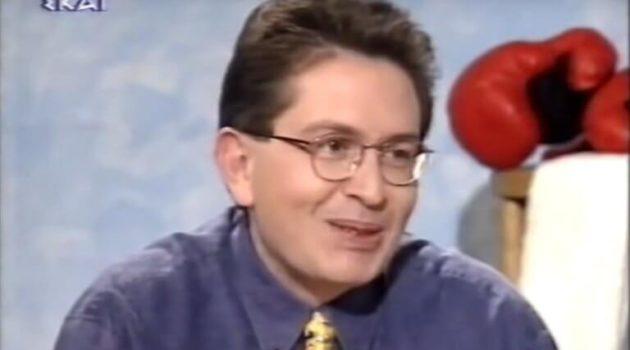 Θέμος Αναστασιάδης:O καυστικός παρουσιαστής που έφυγε από κοντά μας 25 χρόνια πριν,μαζί με Βίκυ Καγιά και Ζέτα Λογοθέτη.(Video)
