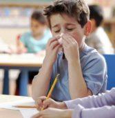 Υπουργείο Παιδείας: Οδηγίες για την εποχική γρίπη.Προσοχή στα σχολεία!