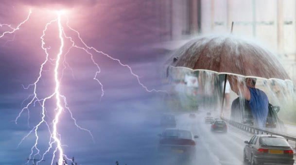 ΕΜΥ:Σε πλήρη ισχύ το έκτακτο δελτίο καιρού.Μάθετε ποιες περιοχές κινδυνεύουν από την κακοκαιρία αύριο.(Πίνακες)