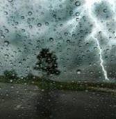 Καιρός: Βροχές, καταιγίδες και χαλάζι από το βράδυ της Δευτέρας