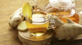 Τσάι με τζίντζερ και αλόη: Φτιάξτε ένα πανίσχυρο, φυσικό ρόφημα