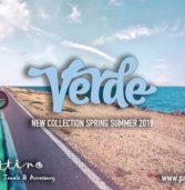 Νέα Collection Verde Άνοιξη-Καλοκαίρι 2019