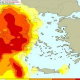 Καιρός:Προσοχή ,ο Αντίνοος… χτυπά διάφορες περιοχές της χώρας και η ΕΜΥ προειδοποιεί για ραγδαία επιδείνωση.(Χάρτες)