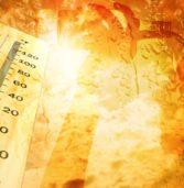 Καιρός: Ο καύσωνας παραμένει! Που θα κτυπήσει 40άρια αύριο Δευτέρα.