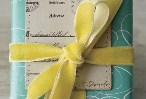 30 φανταστικές και πρωτότυπες ιδέες για περιτύλιγμα δώρων.(Photos)
