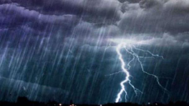 Έκτακτο δελτίο της ΕΜΥ: Από τον καύσωνα στις καταιγίδες και το χαλάζι! Δέιτε που θα χτυπήσει το κύμα κακοκαιρίας.