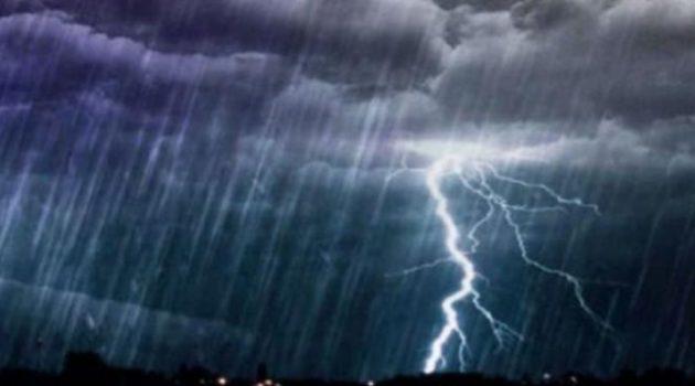 Καιρός : Επιστρέφουν οι μπόρες και οι καταιγίδες από σήμερα και το Σαββατοκύριακο θα γενικευτούν σε όλη την Ελλάδα.Διαβάστε την αναλυτική πρόβλεψη: