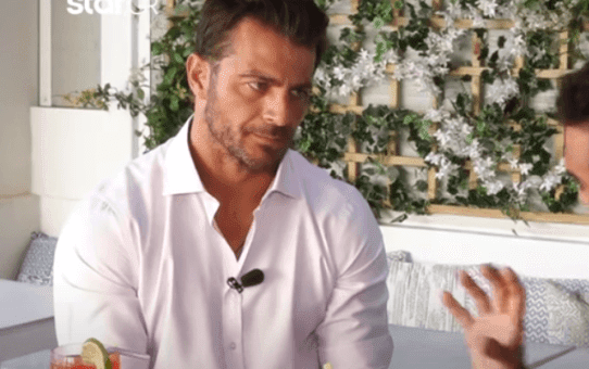 Γιώργος Αγγελόπουλος:O Ντάνος έγινε φοιτητής! Τι σπουδάζει; (video)