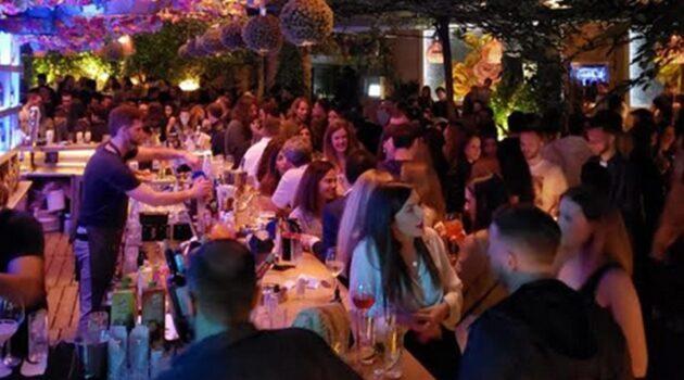 Ηράκλειο: Εξοντωτικό πρόστιμο 50.000 ευρώ και «λουκέτο» σε μπαρ στη Χερσόνησο.