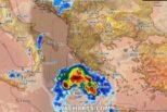 Kαιρός:Ραγδαία μεταβολή αναμένεται από την Πέμπτη. Δείτε καρέ – καρέ την κίνηση του Μεσογειακού κυκλώνα!