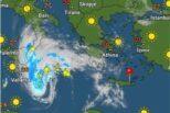 Έρχεται η κακοκαιρία «Ιανός»: Ισχυρές βροχοπτώσεις και θυελλώδεις άνεμοι.Πώς θα επηρεάσει την Δυτική Ελλάδα και την Κρήτη.(Video)