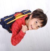 Πόσα κιλά πρέπει να είναι η σχολική τσάντα για την ασφάλεια  της σπονδυλικης στήλης του παιδιού.
