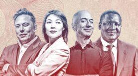 Forbes: Αυτοί είναι οι πιο πλούσιοι άνθρωποι στον κόσμο για το 2021 – Ποιοί είναι οι Έλληνες της λίστας;