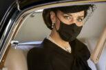 Kate Middleton: Το κολιέ που φορούσε στην κηδεία του πρίγκιπα Φίλιππου και η μυστική σημασία του!