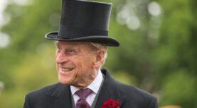 Βρετανία: Απεβίωσε ο πρίγκιπας Φίλιππος ,σύζυγος της βασίλισσας Ελισάβετ.